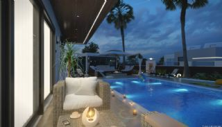 Sea View Villas with Private Pool in Alanya Kargicak, Alanya / Kargicak - video