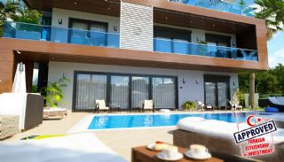 Sea View Villas with Private Pool in Alanya Kargicak, Alanya / Kargicak