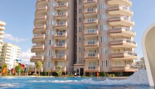 Sea-view Apartments Walking Distance to the Sea in Alanya, Alanya / Mahmutlar - video