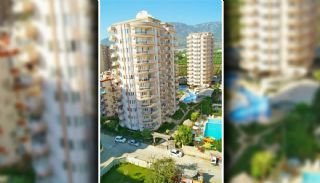 Alanya Apartments with Glorious Sea View in Mahmutlar, Alanya / Mahmutlar - video