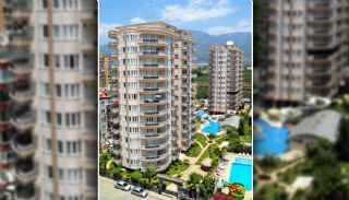Alanya Apartments with Glorious Sea View in Mahmutlar, Alanya / Mahmutlar