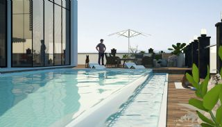 4+1 Alanya Villas with Pool Surrounded by Private Garden, Alanya / Kargicak - video
