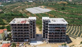 Elegant Alanya Apartments in Central Location Mahmutlar , Construction Photos-1