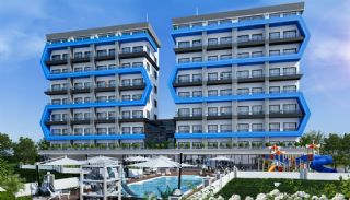 Elegant Alanya Apartments in Central Location Mahmutlar , Alanya / Mahmutlar - video