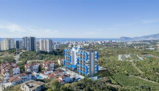 Elegante Alanya Wohnungen im Zentrale Lage Mahmutlar , Alanya / Mahmutlar - video