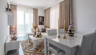 Eleganta Lägenheter i Alanya Centrala Läge av Mahmutlar, Interiör bilder-2