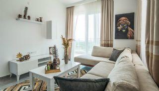 Eleganta Lägenheter i Alanya Centrala Läge av Mahmutlar, Interiör bilder-4
