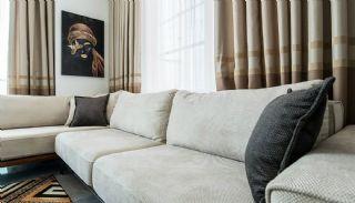 Eleganta Lägenheter i Alanya Centrala Läge av Mahmutlar, Interiör bilder-5