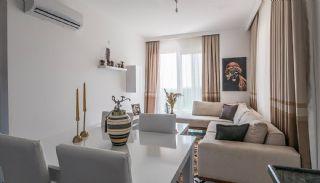Eleganta Lägenheter i Alanya Centrala Läge av Mahmutlar, Interiör bilder-6