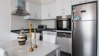 Eleganta Lägenheter i Alanya Centrala Läge av Mahmutlar, Interiör bilder-7