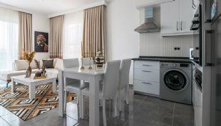 Eleganta Lägenheter i Alanya Centrala Läge av Mahmutlar, Interiör bilder-8