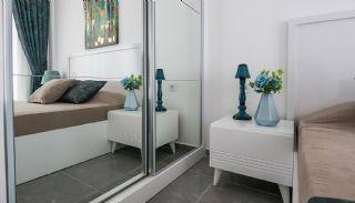 Eleganta Lägenheter i Alanya Centrala Läge av Mahmutlar, Interiör bilder-13