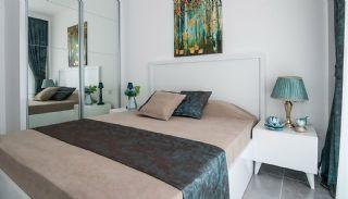 Eleganta Lägenheter i Alanya Centrala Läge av Mahmutlar, Interiör bilder-14