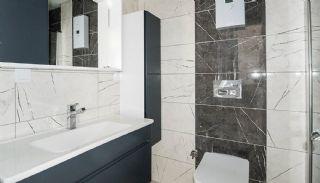 Eleganta Lägenheter i Alanya Centrala Läge av Mahmutlar, Interiör bilder-16