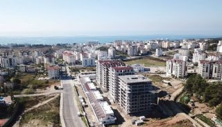 Appartements Cosmopolites Bien Situés à Alanya Turquie,  Photos de Construction-1