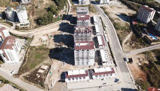 Well-Located Cosmopolitan Apartments in Alanya Turkey, Construction Photos-2