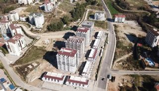 Well-Located Cosmopolitan Apartments in Alanya Turkey, Construction Photos-3