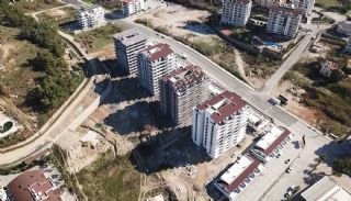 Well-Located Cosmopolitan Apartments in Alanya Turkey, Construction Photos-5