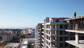 Well-Located Cosmopolitan Apartments in Alanya Turkey, Construction Photos-8