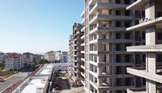 Appartements Cosmopolites Bien Situés à Alanya Turquie,  Photos de Construction-10