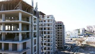Well-Located Cosmopolitan Apartments in Alanya Turkey, Construction Photos-11
