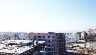 Well-Located Cosmopolitan Apartments in Alanya Turkey, Construction Photos-12