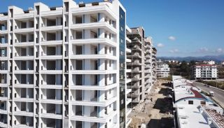 Well-Located Cosmopolitan Apartments in Alanya Turkey, Construction Photos-13