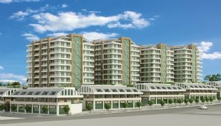 Well-Located Cosmopolitan Apartments in Alanya Turkey, Alanya / Avsallar