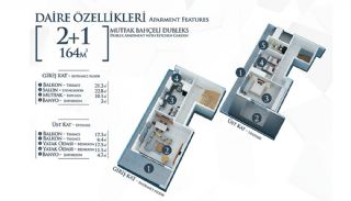Well-Located Cosmopolitan Apartments in Alanya Turkey, Property Plans-5
