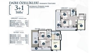 Well-Located Cosmopolitan Apartments in Alanya Turkey, Property Plans-6