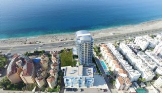 Beachfront Apartments with High-Class Features in Alanya, Alanya / Mahmutlar - video