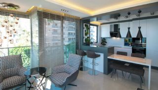 Beachfront Apartments with High-Class Features in Alanya, Interior Photos-1