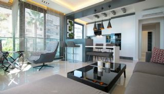 Beachfront Apartments with High-Class Features in Alanya, Interior Photos-4