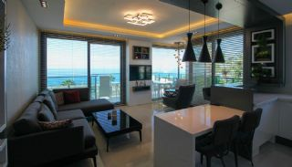 Beachfront Apartments with High-Class Features in Alanya, Interior Photos-7