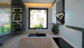 Strandzijde Appartementen met Eersteklas Dekor in Alanya, Interieur Foto-12