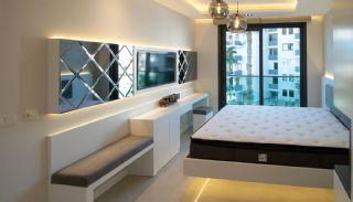 Strandzijde Appartementen met Eersteklas Dekor in Alanya, Interieur Foto-19