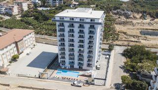 Недорогая Недвижимость Рядом с Пляжем в Аланье, Алания / Махмутлар - video