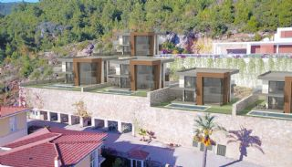 Sea and Nature View Independent Villas in Alanya Tepe, Alanya / Tepe - video