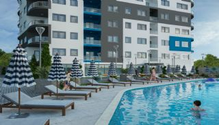 Appartements Avec Plage Privée et Jetée au Centre d'Alanya, Alanya / Centre - video