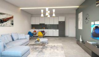 Новые Квартиры с Частным Пляжем и Пристанью в Центре Аланьи, Фотографии комнат-1