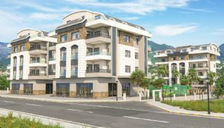 Exclusive Apartments with Taurus Mountain View in Alanya, Alanya / Oba - video