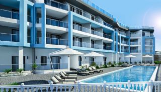 Cozy Property with Infinity Communal Pool in Alanya, Alanya / Kargicak - video