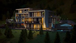 Luxury Central Villas with Sea and Castle Views in Alanya, Alanya / Center - video