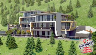 Luxury Central Villas with Sea and Castle Views in Alanya, Alanya / Center