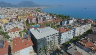 Stylish Property at Affordable Prices in Alanya Center, Construction Photos-2