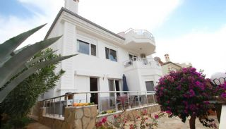 Duplex Villas Overlooking the Sea in Kargicak, Alanya, Alanya / Kargicak