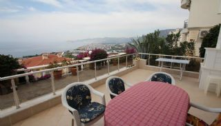 Duplex Villas Overlooking the Sea in Kargicak, Alanya, Interior Photos-21