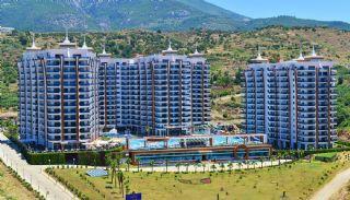 Ultra lyxiga lägenheter med hotellkoncept i Alanya, Alanya / Mahmutlar