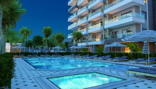 Brand New Apartments Looking Over the Sea in Alanya, Alanya / Kargicak - video