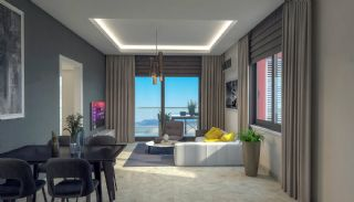 Brand New Apartments Looking Over the Sea in Alanya, Interior Photos-2